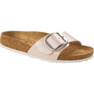 Birkenstock - Madrid Big Buckle Sandale Damen graceful light rose