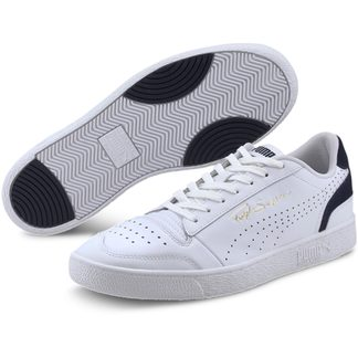 Puma - Ralph Sampson Lo Perf Colour Sneaker Herren puma white peacoat