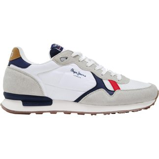 Pepe Jeans - Britt Man Basic Sneaker Men white