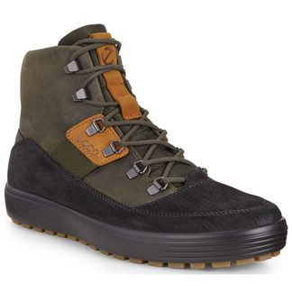 Ecco - Soft 7 Tred Boot Men black deep forest amber
