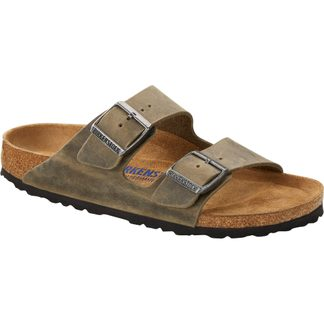 Birkenstock - Arizona Sandale Herren faded khaki