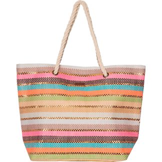 Protest - Glitz Beach Bag coconut