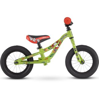 Ghost - PowerKiddy 12 Walker Bike riot green (Model 02021)