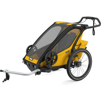 Thule - Chariot Sport 1 Seat 2021 spectra yellow