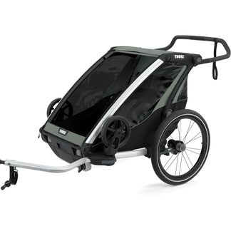 Thule - Chariot Lite 2 Seat 2021 agave
