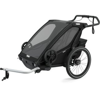 Thule - Chariot Sport 2 Seats 2021 midnight black