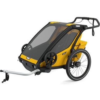 Thule - Chariot Sport 2 Seats 2021 spectra yellow