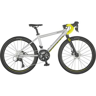 Scott - Gravel 400 pale grey matt (Modell 2021)