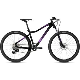 Ghost - Lanao Advanced 27.5 jet black purple (Model 2021)