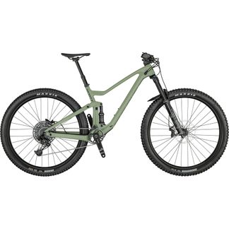 Scott - Genius 940 Carbon land green (Model 2021)
