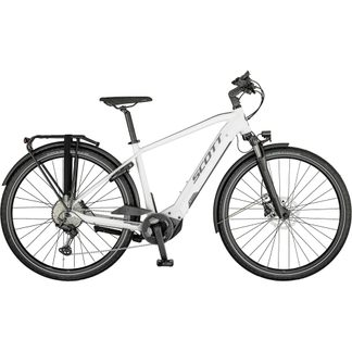 Scott - SUB Sport eRIDE 10 Men gloss white (Model 2021)