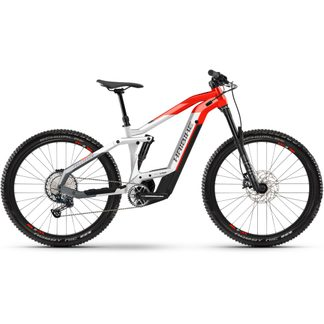 Haibike - FullSeven  9 cool grey red (Model 2021)
