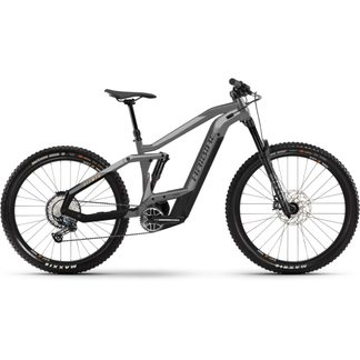 Haibike - AllMtn 4 cool grey black matte (Model 2021)