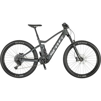 Scott - Strike eRIDE 930 granite black (Model 2021)