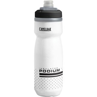 Camelbak - Podium® Chill™ 620ml Waterbottle white black