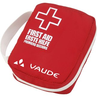 VAUDE - First Aid Kit Bike XT red white