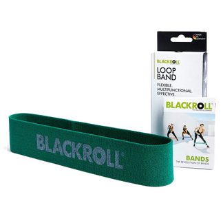 Blackroll - BLACKROLL® LOOP Band green - medium