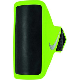 Nike - Lean Smartphone Arm Band Unisex electric green silver