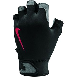 Nike - Ultimate Fitness Gloves Men black light crimson