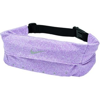 Nike - Expandable Waistpack Unisex plum chalk heather