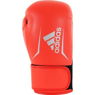 adidas - Speed 100 Boxing Gloves Women red black silver