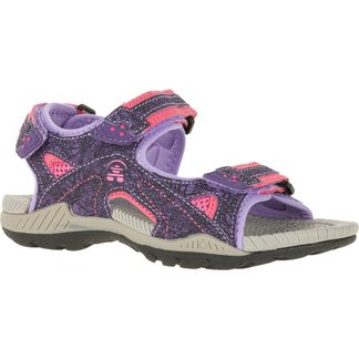 Kamik - Lobster Sandals Girls purple