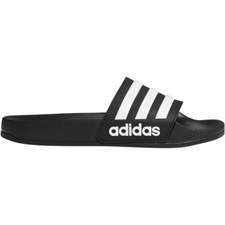 adidas - Adilette Shower Slipper Kinder core black footwear white