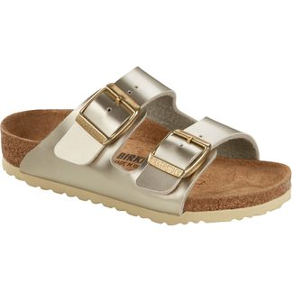 Birkenstock - Arizona Sandale Kinder electric metallic gold