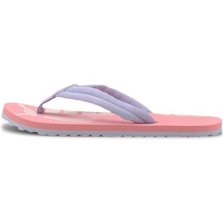 Puma - Epic Flip v2 Jr. Flip Flops Kinder peony purple heather