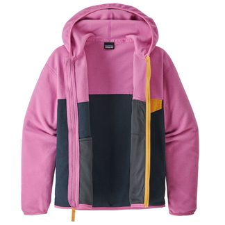 Patagonia - Micro D Snap-T Fleece Jacket Girls namp