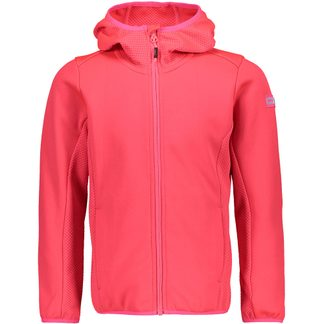 CMP - Softshell Jacket Girls pink