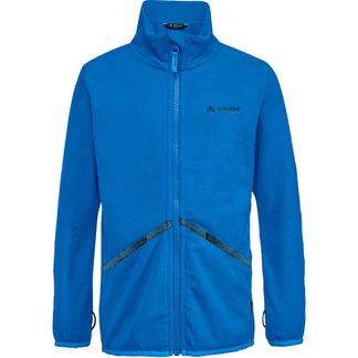 VAUDE - Pulex Fleece Jacket Kids radiate blue