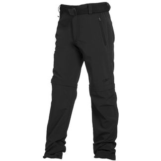 CMP - Stretch Long Zip Off Pants Boys antracite