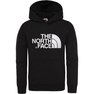 The North Face® - Drew Peak Hoodie Kids tnf black