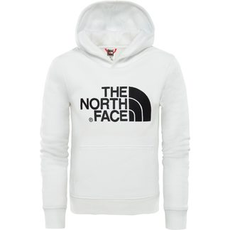 The North Face® - Drew Peak Hoodie Kids tnf white