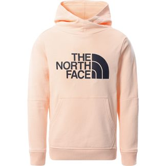 The North Face® - Drew Peak 2.0 Hoodie Kids pearl blush