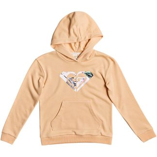 Roxy - Indian Poem Hoodie Mädchen apricot ice