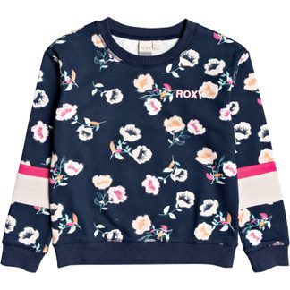 Roxy - Hawaiian Party Sweatshirt Mädchen mood indigo better way