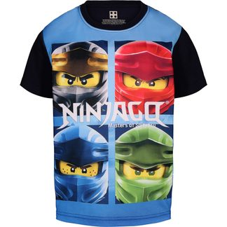 Lego® Wear - CM-51321 Ninjago T-Shirt Jungen light blue