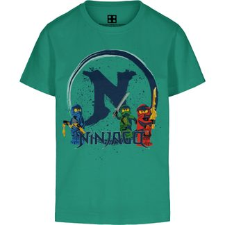 Lego® Wear - CM-51319 Ninjago T-Shirt Kinder green melange