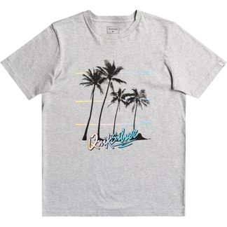 Quiksilver - Over The Mountain T-Shirt Boys athletic heather