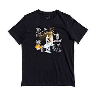 Quiksilver - Funky Sensation T-Shirt Boys black
