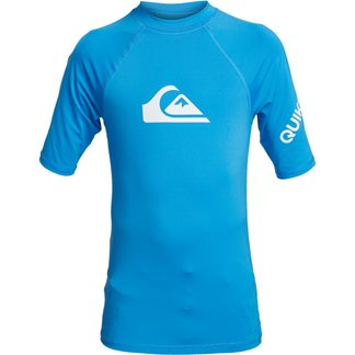 Quiksilver - All Time Rash Guard Boys blithe