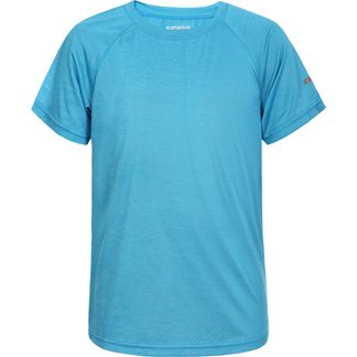 Icepeak - Kincaid JR T-Shirt Kinder aqua