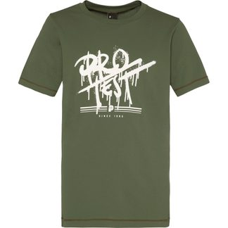 Protest - Hyde Surf T-Shirt Boys spruce