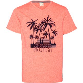 Protest - Rafi JR T-Shirt Kinder neon pink