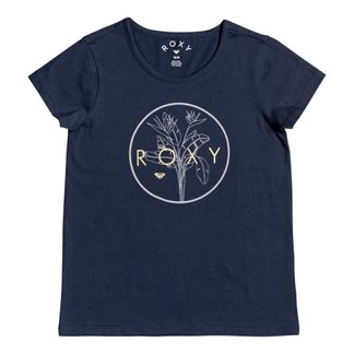 Roxy - Endless Music Foil T-Shirt Mädchen mood indigo