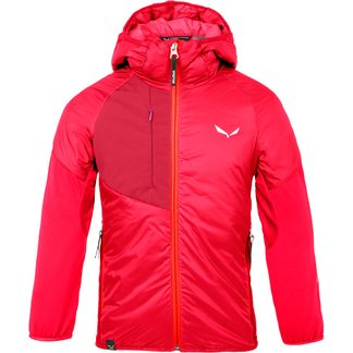 SALEWA - Puez Hybrid TirolWool® Celliant Isolationsjacke Kinder vivacious