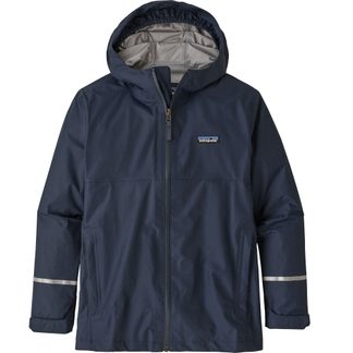 Patagonia - Torrentshell 3L Hardshell Jacket Boys new navy