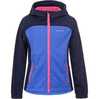 Icepeak - Lamesa Softshell Jacket Girls aqua